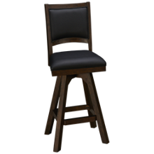 East Coast Innovators Miller High Life Swivel Bar Stool