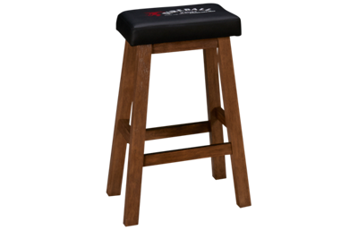 East Coast Innovators Fireball Saddle Bar Stool