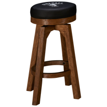 East Coast Innovators Fireball Round Bar Stool
