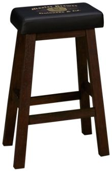 "East Coast Innovators Guinness 30"" Saddle Bar Stool"