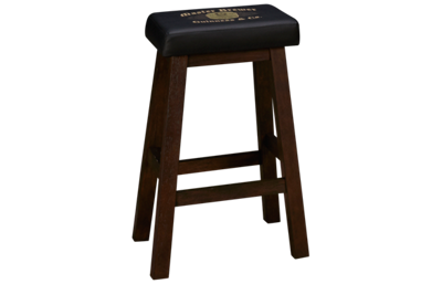 East Coast Innovators Guinness Saddle Bar Stool