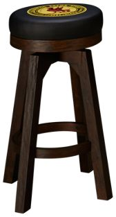 "East Coast Innovators Guinness 30"" Round Bar Stool"