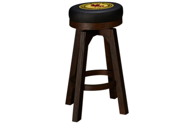 East Coast Innovators Guinness Round Bar Stool