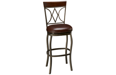 American Heritage Billiards Infinity Swivel Bar Stool
