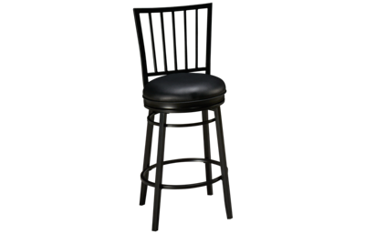 American Heritage Billiards Easton Swivel Counter Stool