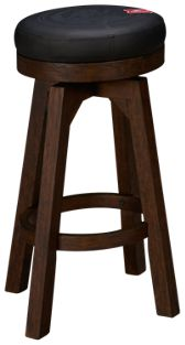"East Coast Innovators Miller High Life 30"" Bar Stool Girl In The Moon"