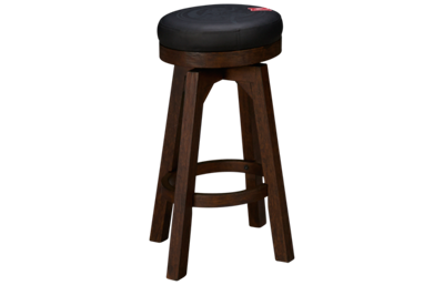 East Coast Innovators Miller High Life Girl in the Moon Bar Stool