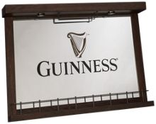 East Coast Innovators Guinness Bar Wall Mirror