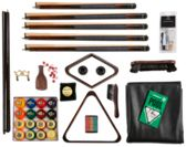 American Heritage Billiards Renaissance Accessory Kit with Table Cover