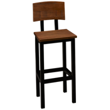 American Heritage Billiards Gateway Bar Stool