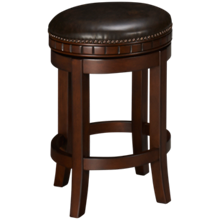 American Heritage Billiards Valore Swivel Counter Stool
