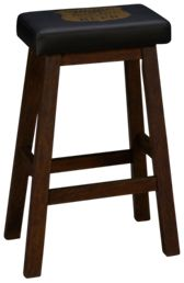East Coast Innovators Miller High Life Stationary Bar Stool