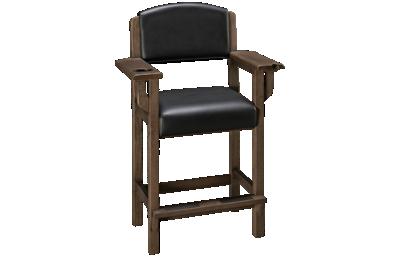 Brunswick Billiards Pubs Player's Chair