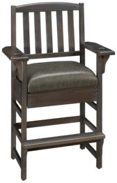 American Heritage Billiards Quest King Chair