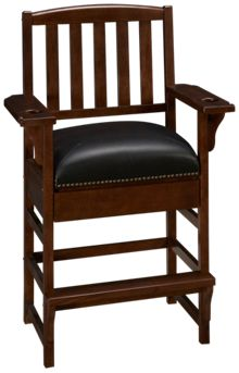 American Heritage Billiards Savannah King Chair