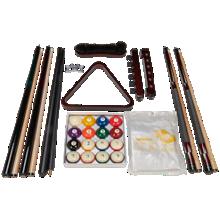 Imperial International Silver Billiard Accessory Kit