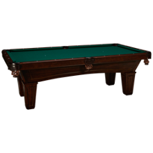 Brunswick Billiards Allenton Pool Table with Accessory Kit