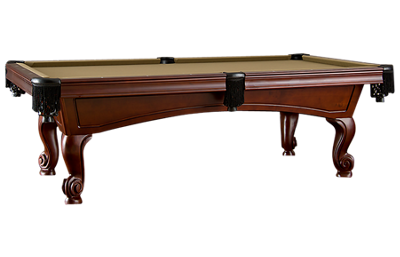 American Heritage Billiards Eclipse 8' Pool Table with Designer Accessory Kit