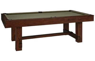 Imperial International Beantown Pool Table with Accessory Kit