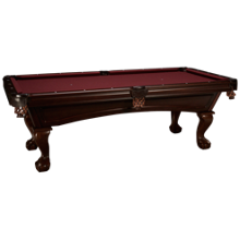 Brunswick Billiards Glenwood Pool Table with Accessory Kit