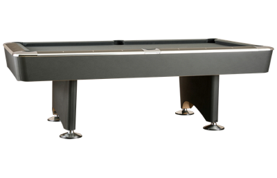 American Heritage Billiards Lennox 8' Pool Table with Designer Accessory Kit
