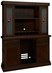 East Coast Innovators  Guinness Back Bar Base and Hutch