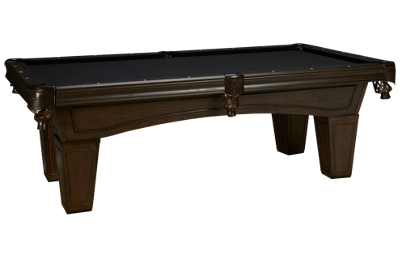 American Heritage Billiards Austin Pool Table with Designer Accessory Kit