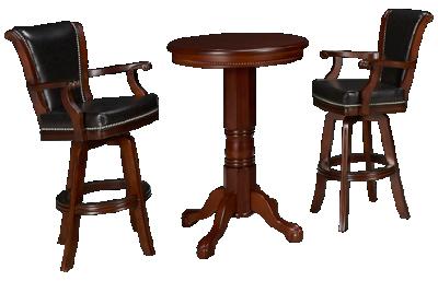 American Heritage Billiards Larosa Pub Table And 2
