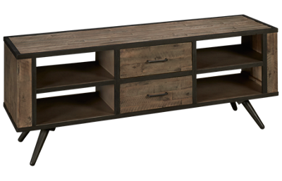 Jofran American Retrospective Media Unit
