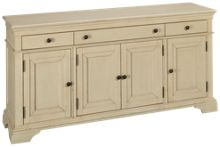 Klaussner Home Furnishings Trisha Yearwood Home Prizefighter Media Console