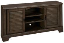 Oak Furniture West Newport Grey Console