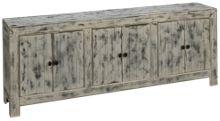 """Oak Furniture West Cristina 80"""" Console"""