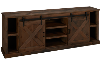 "Legends Furniture Farmhouse 85"" Console"