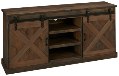 "Legends Furniture Farmhouse 66"" Console"