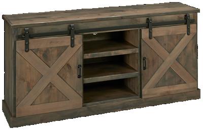 "Legends Furniture Farmhouse 66"" Console"