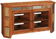 "Legends Furniture Mason 51"" Angled Console"