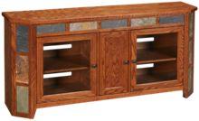 """Legends Furniture Mason 62"""" Angled Console"""