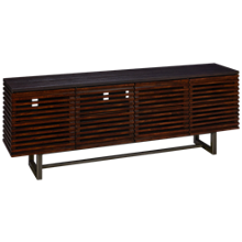 "Hooker Furniture Solstice 78"" Media Console"