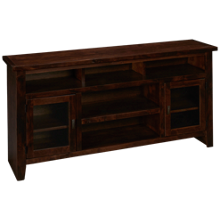 "Aspen Alder Grove 65"" Console with 2 Doors"
