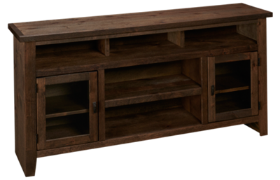 "Aspen Alder Grove 65"" Console with Doors"