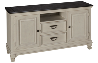 "Liberty Furniture Allyson Park 56"" Media Unit"