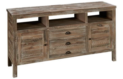 "Jofran Artisan's Craft 60"" Media Unit"