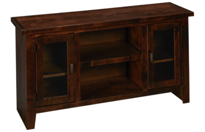 "Aspen Alder Grove 50"" Console with 2 Doors"