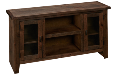 "Aspen Alder Grove 50"" Console with Doors"