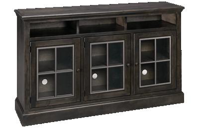 "Aspen Churchill 66"" Highboy Console With 3 Doors"