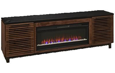 Legends Furniture Graceland 2 Door Fireplace Console