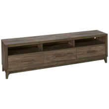 "Liberty Furniture Mercury 76"" Media Unit"