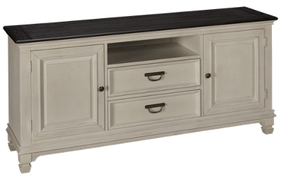 "Liberty Furniture Allyson Park 66"" Media Unit"