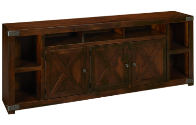 "Aspen Urban Farmhouse 84"" Console"