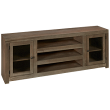 "Aspen Contemporary Driftwood 72"" Console"